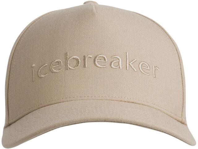 Icebreaker Logo Czapka, british tan